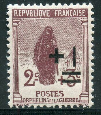 Stamp / Timbre France Neuf N° 162 ** Orphelin De Guerre