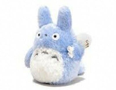 Studio Ghibli Totoro Plush 13Cm Blue  Doll New Toy My Neighbor