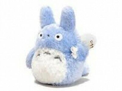 Studio Ghibli Totoro Plush 20 Cm Blue  Doll New Toy My Neighbor