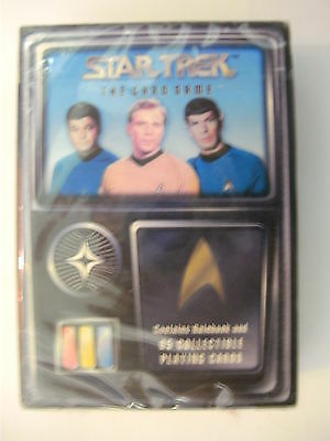 STAR TREK Starter Deck The Trading Card Game 65 Karten! ENGLISCH!