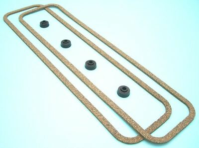 Ford/Lincoln/Mercury 302 317 332 341 368 Valve Cover Gasket Set BEST 1952-63*