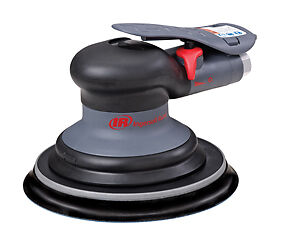 "Ingersoll Rand  8103Max 6"" 3/8"" Random Orbital Air Sander Coarse Cutting Action"