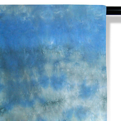 6 X 9 FT Julius Studio Photography  Backdrop Hand Dyed  Muslin Background