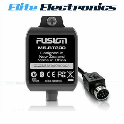 FUSION MS-BT200 BLUETOOTH MARINE DONGLE MODULE FOR MS-RA205 MS-IP700i MS-AV700i