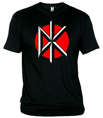 "Camiseta ""dead Kennedys-Punk Rock-Logo"" T-Shirt"