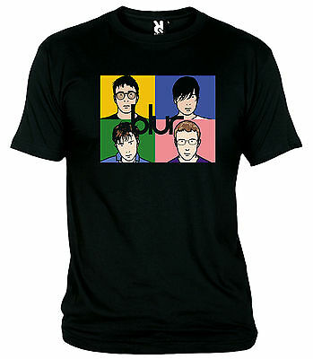 "Camiseta ""blur-Group"" T-Shirt"