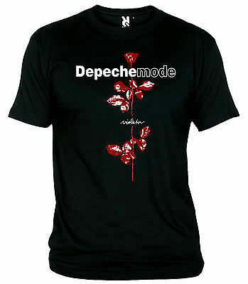 "Camiseta ""depeche Mode-Electronic Music-Violator"" T-Shirt"