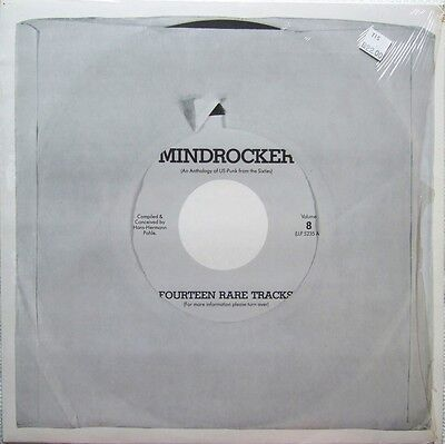 LP Mindrocker Vol. 8, An Anthology of US-Punk from the Sixties