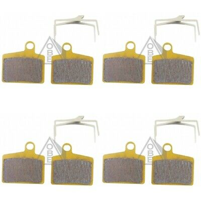 4 Pairs 8Pads Sintered Hayes Stroker Ryde Dyno Disc Brake Pads MTB Down Hill XC