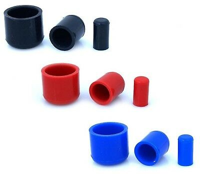 Auto Silicone Hoses End Blanking Caps - Finishing Bungs Silicon Pipe