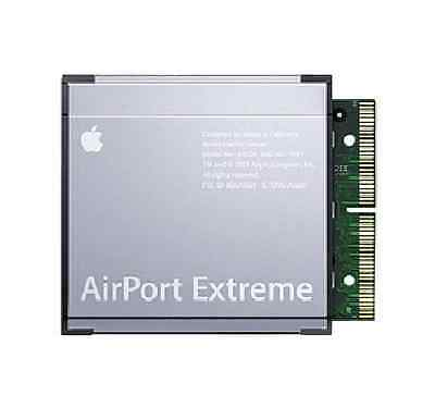 Apple Airport Extreme Wireless Card for Power Mac G5
