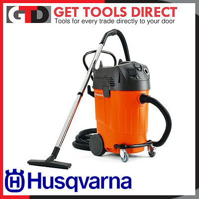 Husqvarna DC1400 Wet And Dry Dust Extractor Vacuum Cleaner