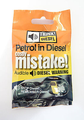 Audible Warning - Fill With Correct Fuel - For Diesel Cars - 25,000 Feedback*