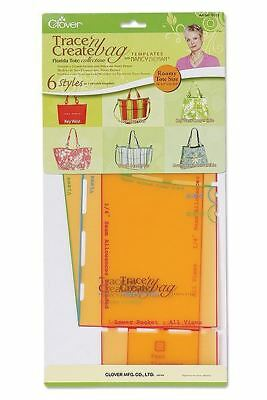 Clover Trace n Create Bag Templates (Florida Tote Collection)