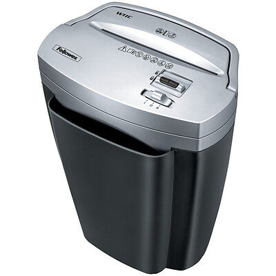 NEW Fellowes Powershred W-11C 11 Sheet Cross-Cut Shredder (3103201)