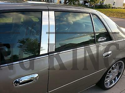 Cadillac CTS chrome DOOR HANDLE cover trim molding 2005 2006 2007