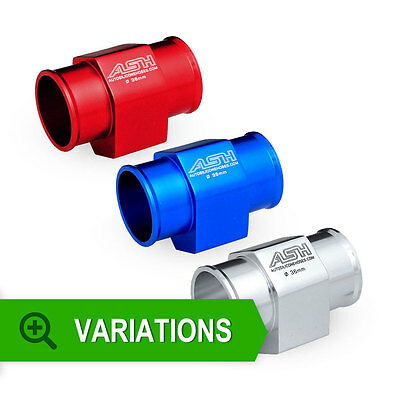 Alloy Water Sensor Temperature Gauges - Silicone Rubber Hoses Pipes