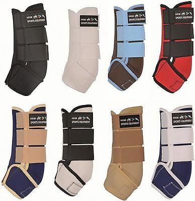 HKM Neoprene Protection Boots 9 Colours S-XL Breathable Anatomically MPN 2749