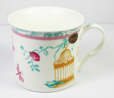Sale Reduced Ladies Fine China Mug Butterfly Blossom Mum Nan Aunt Gift Boxed NEW