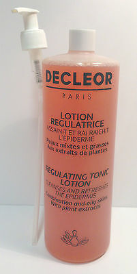 DECLEOR - FACE CLEANING TONIC LOTION - 1000ml - GREAT VALUE - 30,000+ FEEDBACK*