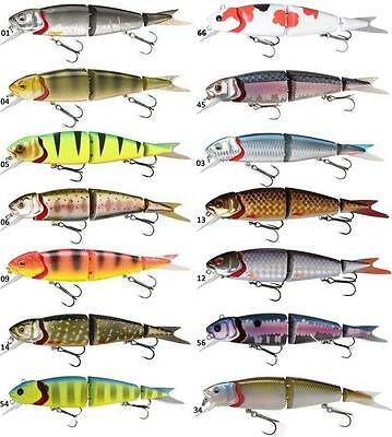 SAVAGE GEAR 4-PLAY 13cm and 19cm HERRING LIPLURES! crazy price!