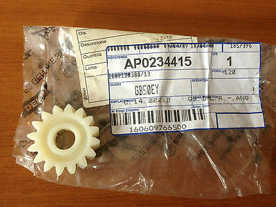 Aprilia Rs 125 Water Pump Pinion Z=16 Ap0234415