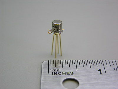 3 Mil-Spec Siliconix SD-214DE-2 N-Channel Lateral DMOS Swtich Transistors
