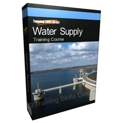 Water Supply Treatment Raw Source Training Book Course