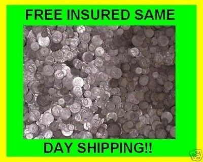 BETTER THAN THE BEST SILVER COIN LOT on Ebay! 1/2 Lb!