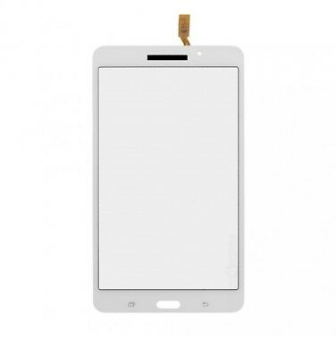 """For Samsung Galaxy Tab 4 7"""" SM-T230 Touch Screen Digitizer Glass Lens white"""