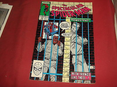 SPECTACULAR SPIDER-MAN #151 Marvel Comics  1988 VF