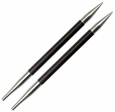 KnitPro Karbonz SHORT Interchangeable Knitting Needle Tips