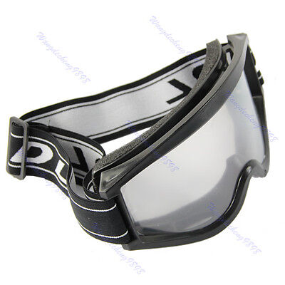 Adult Youth Motocross Dirt Bike Motorcycle Raider ATV Goggles Goggle Black