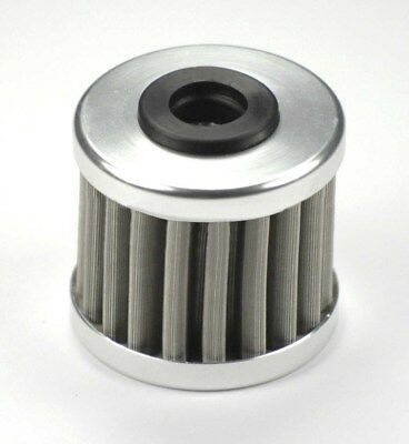 Stainless Steel Reusable Oil Filter Honda CRF250R CRF250X CRF 250 04-12