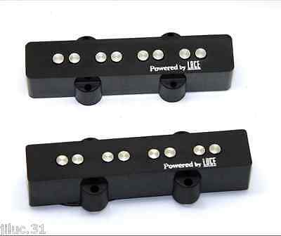 NEW SET 2 micros LACE JAZZ BASS pour FENDER ou autre P-bass