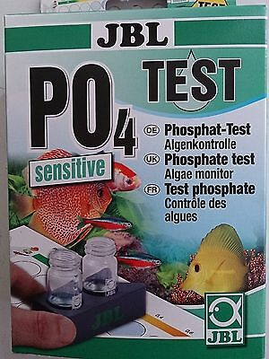 JBL Phosphat Test Set Sensitive PO4 Test NEU & OVP