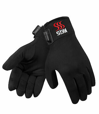Keis Heated Inner Motorcycle Gloves