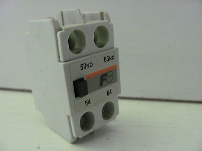 Fuji Electric Auxiliary Contact Block, SZ-A20/T