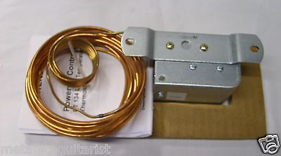 Siemens - Hvac Low Temperature Cut-Out Control - 35 / 45*F  -  134-1510 *New*