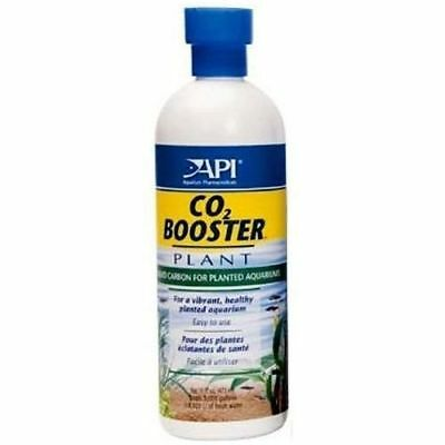 API CO2 BOOSTER TROPICAL PLANT GROWTH PLANTED FISH TANK 237ml LIQUID CARBON