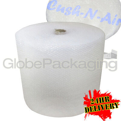300mm x 4 x 100m ROLLS OF BUBBLE WRAP 400 METRES 24HRS