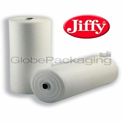 750mm x 200M Roll Of JIFFY FOAM WRAP Underlay Packing