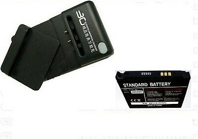 Samsung Behold II SGH t939 Battery + External Travel Charger Home Wall T-Mobile