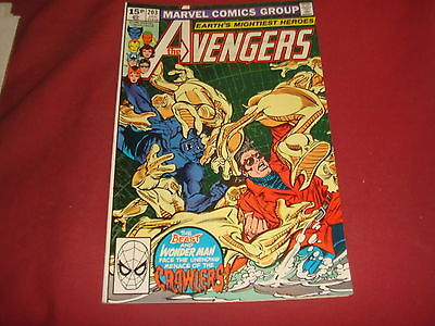THE AVENGERS #203   Bronze Age  1981 Marvel Comics VFN-