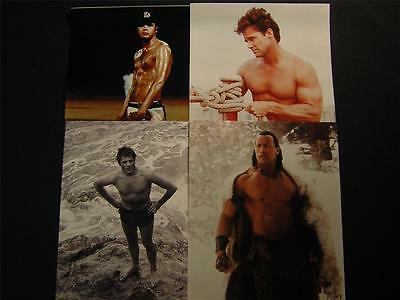 Assorted Beefcake 7 MOVIE PHOTO LOT 297S