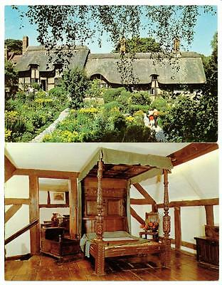 Two Postcards, Ann Hathaway's Cottage