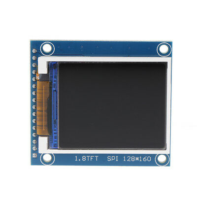 "1.8"" Serial  LCD Display SPI TFT Module + PCB Adapter Power IC SD Socket 128X160"