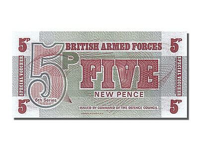 [#253031] Great Britain, 5 New Pence, 1972, KM #M44a, UNC(65-70)