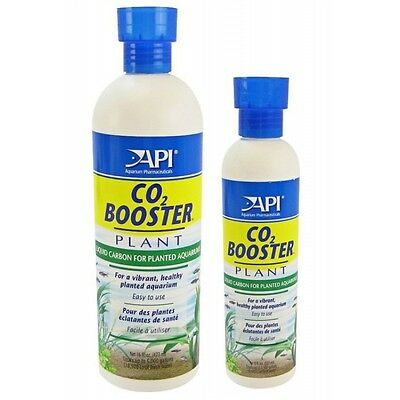 Api Co2 Booster 237ml 473ml Tropical Plant Growth Planted Fish Tank