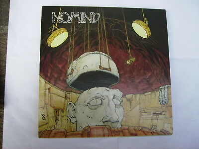 Nomind - Tales Of Ordinary Madness - Lp Vinyl 1988-Rare